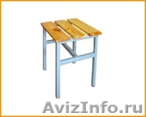 кровати с деревянными спинками одноярусные и двухъярусные для строителей - Изображение #8, Объявление #689421