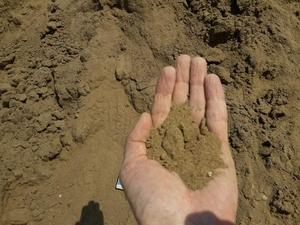 Песок Купить в Уфе цена с доставкой  - Изображение #1, Объявление #661702