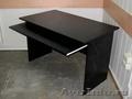 Офисный стол новый,  черный за 1499р