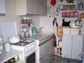 кухня светлая, фасад - пластик