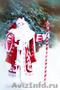 Самые красивые Дед Мороз и Снегурочка в гости! + Шоу Мыльных Пузырей!