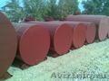 резервуары для хранения и транспортировки ГСМ (танк-контейнеры) с консервации