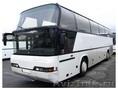 Перевозки пассажиров на автобусах по России