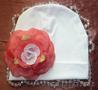 Роскошные шапочки с цветами, бантиками, бабочками от произв. ИП Царьков - Изображение #7, Объявление #770967