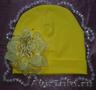 Роскошные шапочки с цветами, бантиками, бабочками от произв. ИП Царьков - Изображение #9, Объявление #770967