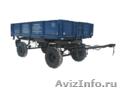 Прицеп тракторный 2ПТС-5