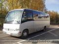 Заказ микроавтобусов от ЭКОНОМ до VIP класса