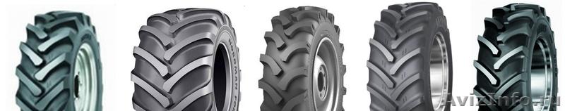 Сельхоз шины для тракторов, мотоблоков, транспортной