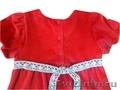Платье из бархата+бусы. Доставка по Уфе. - Изображение #2, Объявление #997322