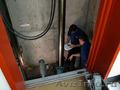 Ремонт лифтов и грузовых подъемников.