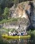 Сплав по рекам Инзер-Сим-Белая 23 - 24 августа
