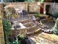 Ландшафтный дизайн,  Печи,  Камины,  Барбекю.