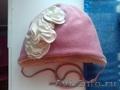 Зимняя шапка для девочки - Изображение #3, Объявление #1514182