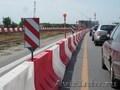 Дорожные пластиковые блоки и барьеры бу - Изображение #3, Объявление #1541649